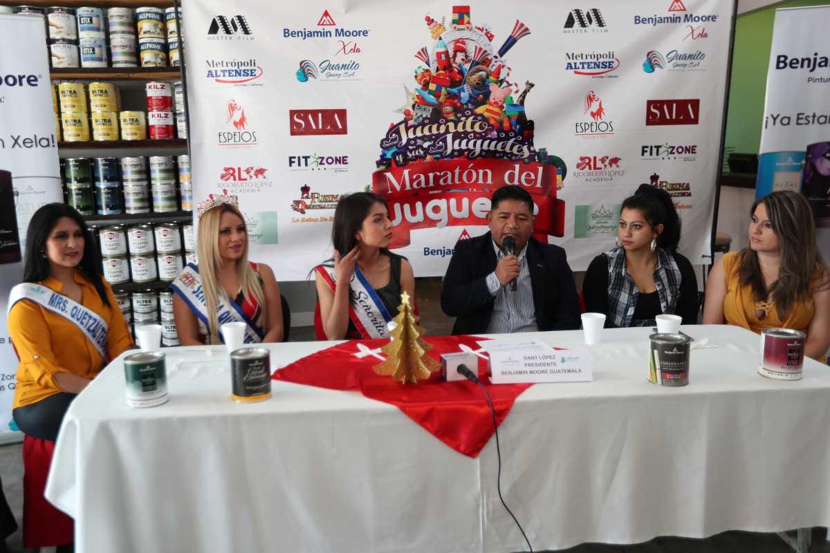 Conozca la historia que dio vida a la Maratón Juanito y sus Juguetes
