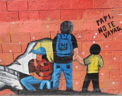 A pesar de las deportaciones los quetzaltecos continúan arriesgándose para llegar a Estados Unidos. (Foto Prensa Libre: María Longo)