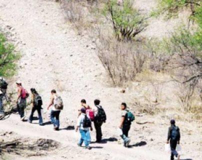 Migrantes mexicanos que buscan asilo en EE. UU. podrían ser enviados a Guatemala. (Foto Prensa Libre: Hemeroteca PL)