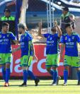 El Deportivo Mixco  espera pronto volver al trabajo. (Foto Prensa Libre: Hemeroteca PL)