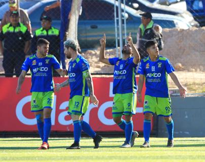 El juego del Deportivo Mixco será a puerta cerrada. (Foto Prensa Libre: Hemeroteca PL)