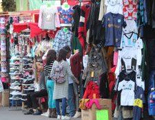 La economía informal representó el 22% al producto interno bruto (PIB) en 2019, según la medición que realizó el Banco de Guatemala (Banguat) con la implementación del nuevo cálculo de la producción nacional. (Foto Prensa Libre: Hemeroteca)