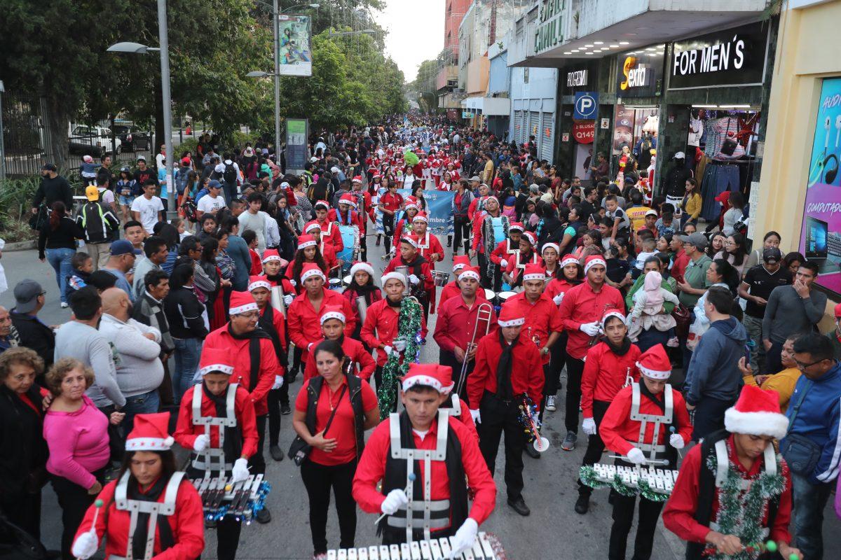 Fotogalería: alegría y tradición en festividades decembrinas