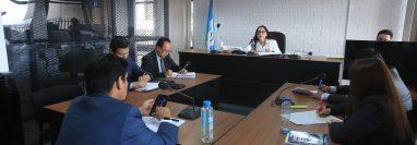Juzgados de Primera Instancia Penal abrirán de nuevo, pero solo para resolver acciones para no violar derechos fundamentales. (Foto Prensa Libre: Hemeroteca PL)
