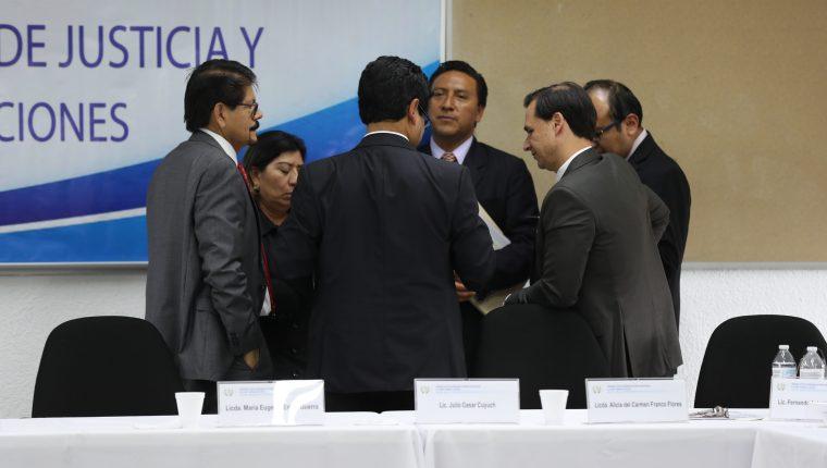 MP ve vicios en los dos procesos de postulación de cargos judiciales. (Foto Prensa Libre: Hemeroteca PL)