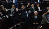 El nuevo Congreso de la República deberá reformar la Lepp. (Foto Prensa Libre: Noé Medina)