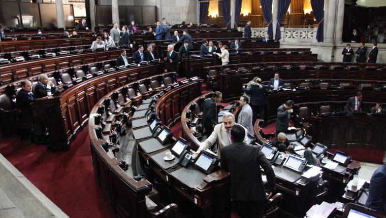 El nuevo Congreso de la República deberá reformar la Ley Electoral y de Partidos Políticos. (Foto Prensa Libre: Noe Medina)