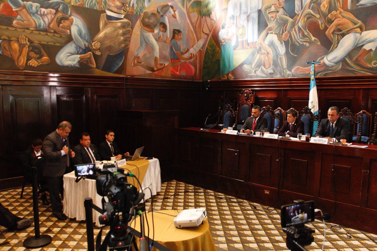 Lucha contra impunidad genera posturas divididas