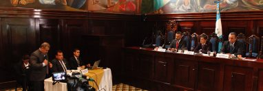 La Comisión de la Verdad, creada por el Congreso, nació para indagar sobre las actuaciones de la Cicig. (Foto Prensa Libre: HemerotecaPL)
