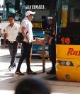 El sector transporte de pasajeros deberá hacer renovación de flotillas y retirar aquellos modelos de 1995 para atrás, según la disposición. (Foto Prensa Libre: Hemeroteca)