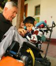 Fray José Contran estuvo al frente de las Obras Sociales del Hermano Pedro durante 21 años. (Foto: Hemeroteca PL)