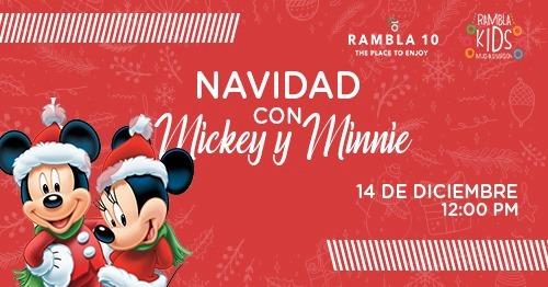 Navidad con Mickey & Minnie