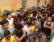 Para reducir la mora judicial  se promovieron reformas al Código Procesal Penal. (Foto Prensa Libre: Hemeroteca PL)