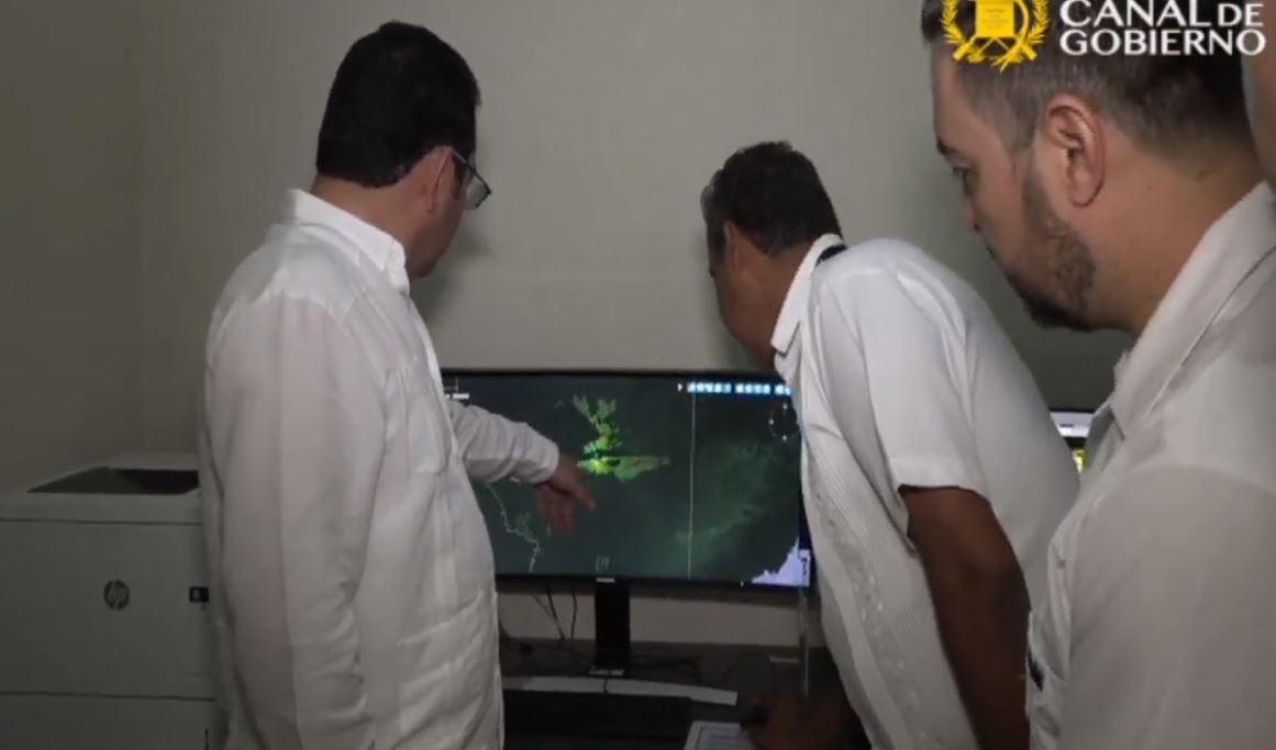 Con nuevo sistema de radares pretenden fortalecer los controles aéreos nacionales y de Centroamérica