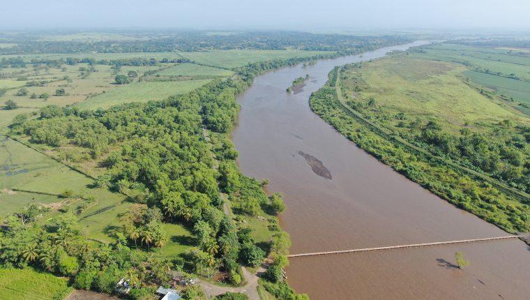 Los bosques de ribera no solo funcionan como una barrera natural ante desastres naturales, sino que también mantienen el equilibrio de la biodiversidad. (Foto Prensa Libre: Carlos Paredes)