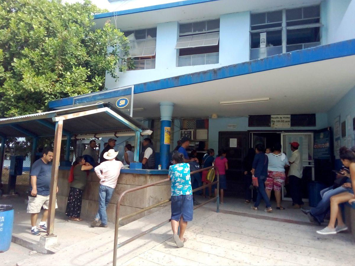 Restringidas las visitas en el Hospital Regional de Zacapa por brote de influenza