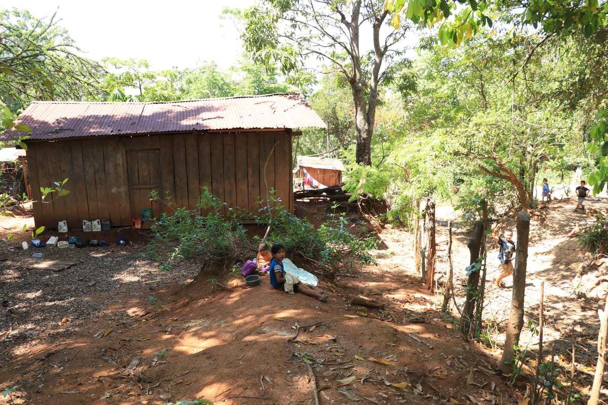 Belice, una pequeña comunidad de Escuintla donde sus habitantes claman por ayuda