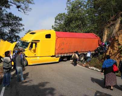Transportistas urbanos y de carga pagarán Q137 mil por muerte de terceros en accidentes