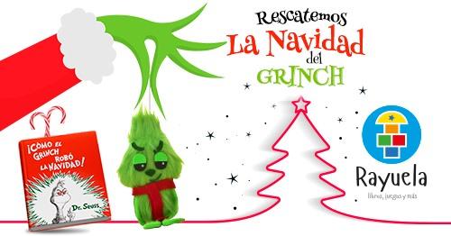 El Grinch en Navidad en Rayuela