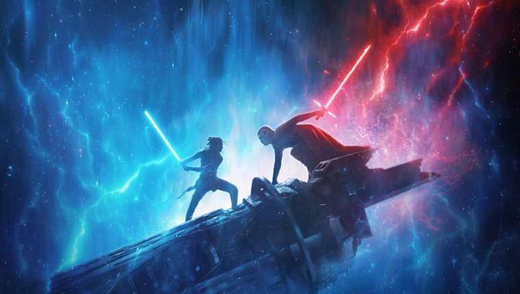 """Esta noche se estrenará en varios cines se estrenará """"Episode IX: The Rise of Skywalker"""". (Foto Prensa Libre: Hemeroteca PL)."""