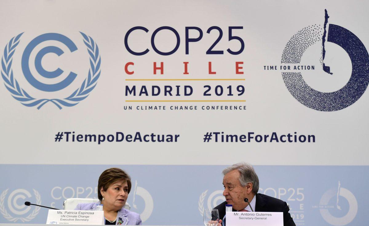 Giammattei participará en la Cumbre del Clima COP25, por el Gobierno asistirá el ministro de Ambiente