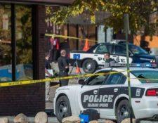 En Estados Unidos son constantes los tiroteos en edificios y lugares públicos lo que ha dejado decenas de muertos y heridos. (Foto Prensa Libre: Hemeroteca PL).
