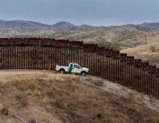 Trump hizo del muro fronterizo una de las promesas más fuertes de su campaña. (Foto: Hemeroteca PL)