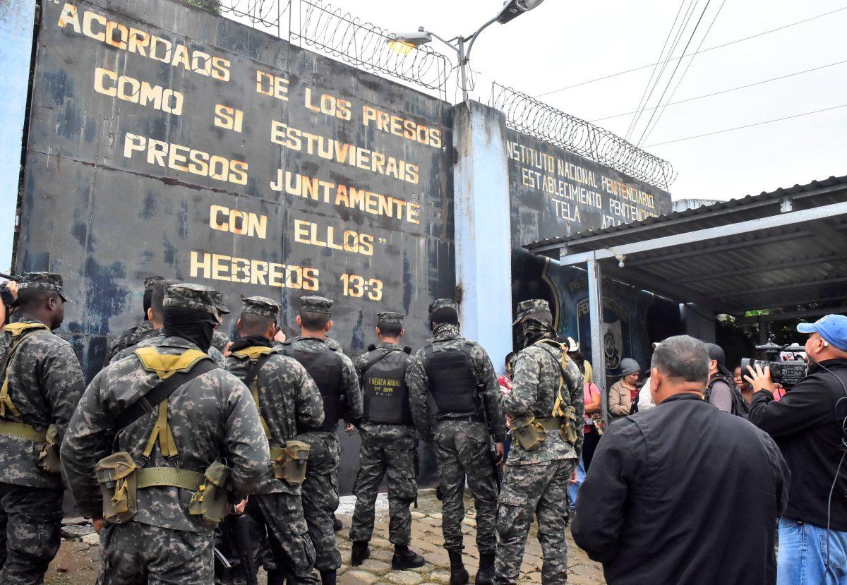 Otros 18 muertos en enfrentamiento entre reos en cárcel de Honduras