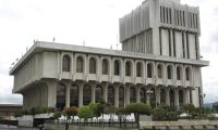 El parlamentario se presentó a Torre de Tribunales. (Foto Prensa Libre: Hemeroteca PL)