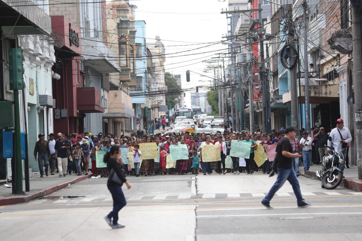 Tómelo en cuenta, festejos y manifestaciones complican el tránsito en el Centro Histórico
