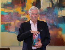 El premio nobel Mario Vargas Llosa presentará su novela Tiempos Recios el 3 de diciembre, en el Centro Cultura Miguel Ángel Asturias. (Foto Prensa Libre: Erick Ávila).