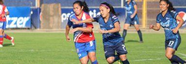 Las últimas dos finales Unifut se las ha ganado a Xela en el estadio Mario Camposeco. (Foto Prensa Libre: Raúl Juárez)