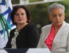 Yolanda Pérez, exmagistrada de la Corte de Apelaciones y expresidenta de la CSJ. (Foto Prensa Libre: Hemeroteca PL)