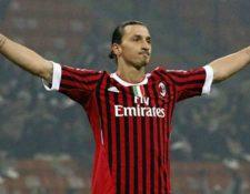 El sueco Zlatan Ibrahimovic volverá a vestir la camisola del AC Milán. (Foto Prensa Libre: Hemeroteca PL)