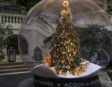 En época navideña, varios hogares adornan árboles. (Foto Prensa Libre: Luxe LATAM)