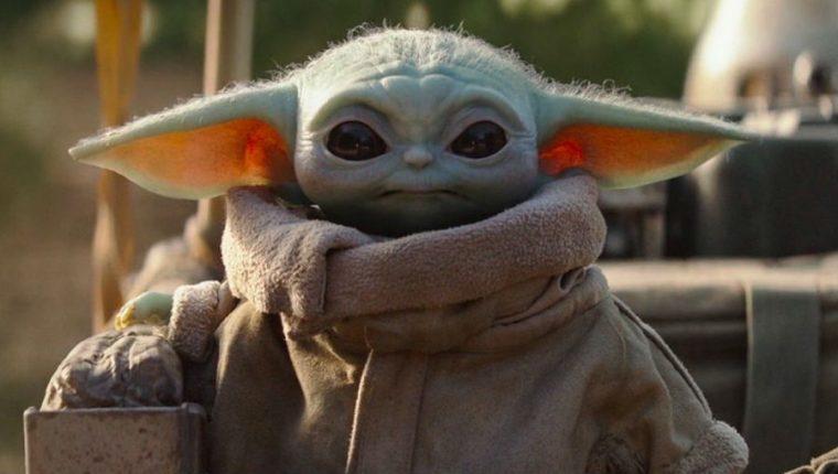 El adorable Baby Yoda ha cautivado a los internautas. (Foto Prensa Libre: Hemeroteca PL)