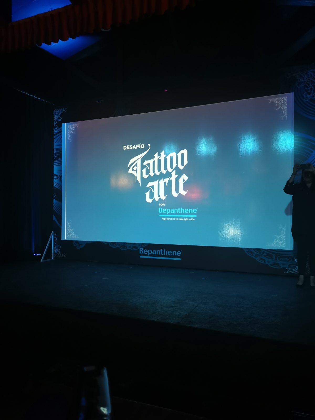 Bayer por medio de su producto Bepanthene anuncia el desafío Tattoo Arte