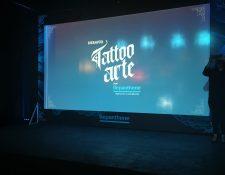 Los artistas de los tatuajes, principiantes o expertos, podrán participar en este concurso organizado por Bayer. Foto Prensa Libre: Cortesía