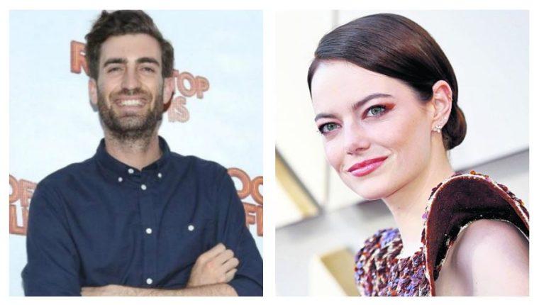 La actriz Emma Stone se casará con  el director Dave McCary. (Foto Prensa Libre: Hemeroteca PL)