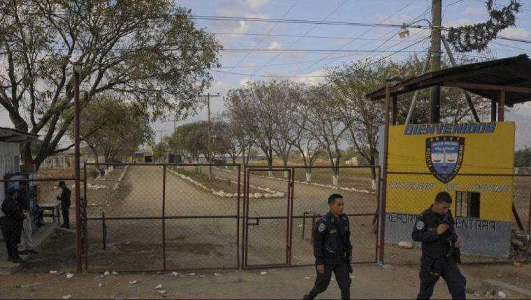 El sistema penitenciario de Honduras está compuesto por unas 30 cárceles y alberga a unos 22 mil presos. (Foto Prensa Libre: EFE)