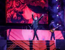 """Chayanne dio un concierto en Guatemala que formó parte de la gira """"Desde el alma Tour 2019"""". (Foto Prensa Libre: Keneth Cruz)"""