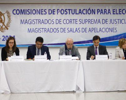 Informe evidencia cómo las comisiones de postulación son mecanismos de cooptación de la Justicia