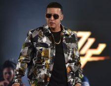 """Daddy Yankee es uno de los artistas más conocidos del reguetón gracias a éxitos como """"Gasolina"""", tema que lanzó en 2004. (Foto Prensa Libre: AFP)"""