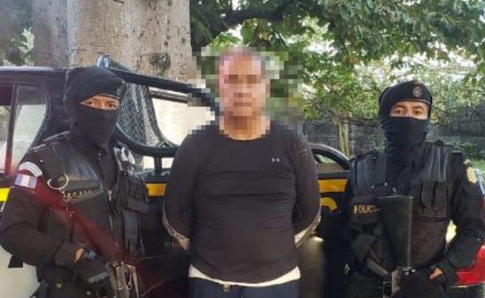 """Camerino Rodríguez Escobar, alias """"Don Came"""", capturado en San Marcos, sindicado de narcotráfico. (Foto Prensa Libre: Cortesía)"""