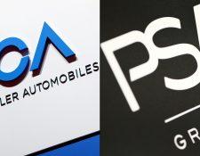 FCA y PSA acuerdan fusionarse y crean el cuarto mayor grupo del automóvil. (Foto Prensa Libre: AFP)
