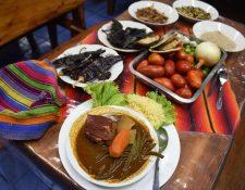Más de 150 platillos forman parte de la gastronomía guatemalteca. (Foto, Prensa Libre: Hemeroteca PL).