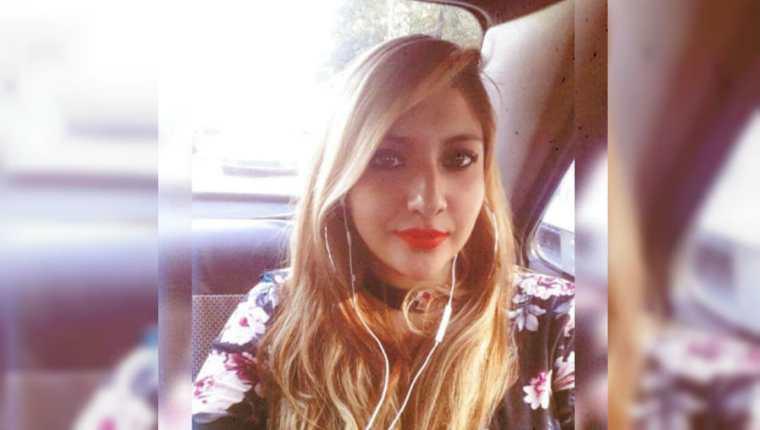 Karen Espíndola, regresó a su casa después de que familiares reportaron su desaparición. (Foto Prensa Libre: twitter.com/DanielEspndola2)