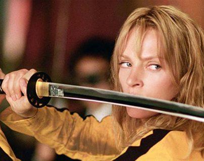 Uma Thurman seguirá siendo La Novia, en Kill Bill 3. (Foto: Hemeroteca PL)