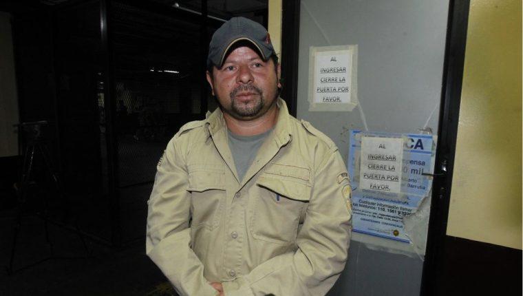El exdiputado Manuel Castillo fue condenado por la muerte de diputados al Parlacen. (Foto Prensa Libre: Hemeroteca PL)