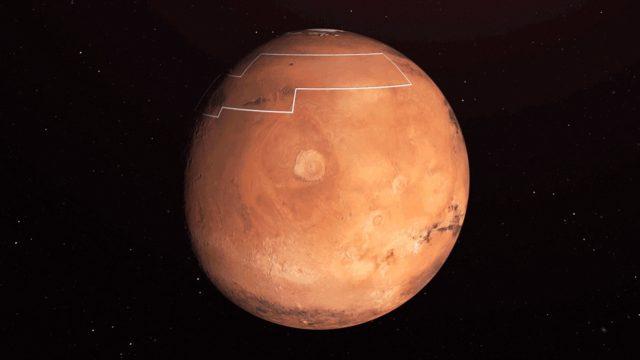 Científicos investigan constantemente Marte. (Foto Prensa Libre: NASA)